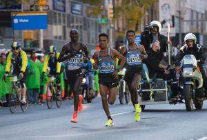 Los campeones defensores prometen un espectáculo en Maratón de Nueva York
