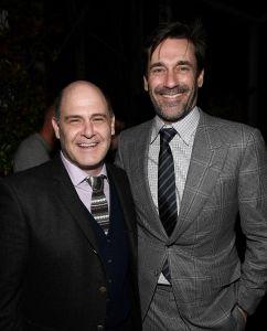 Matthew Weiner, el creador de 'Mad Men', también es acusado de acoso sexual