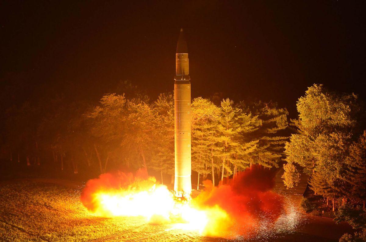 El nuevo misil intercontinental de Corea del Norte que preocupa a EEUU