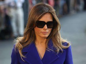 El vestido de Melania Trump que está provocando envidia a mujeres del mundo entero