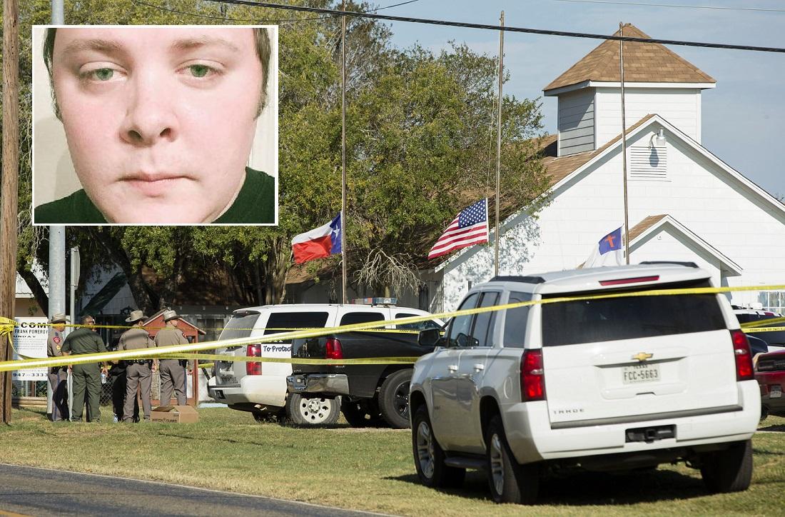 Identifican a presunto tirador de masacre en iglesia de Texas