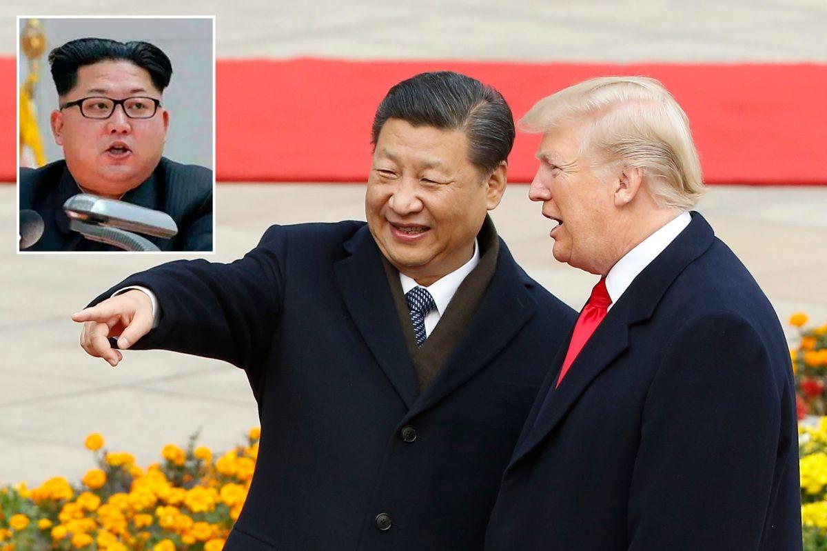El importante movimiento de China sobre Corea del Norte tras visita de Trump