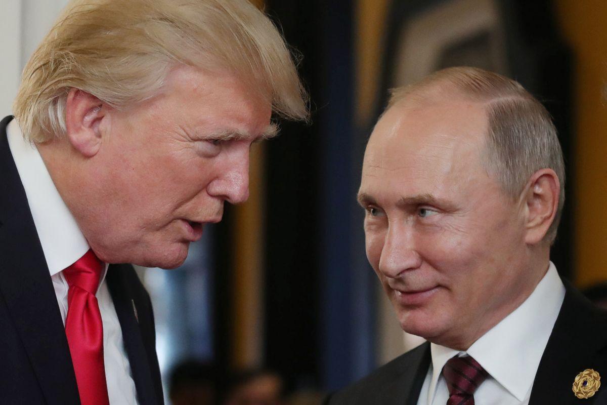 Trump y Putin acuerdan mayores acciones contra terrorismo y Corea del Norte