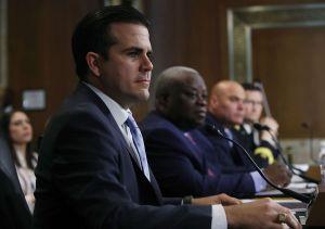 Rosselló pide al Congreso flexibilidad fiscal en uso de fondos para Puerto Rico
