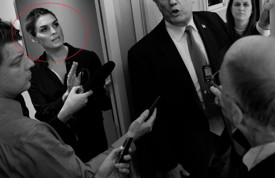 El nuevo escándalo amoroso en la Casa Blanca