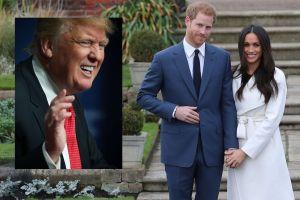 La bochornosa razón por la que Donald Trump no será invitado a la boda del principe Harry