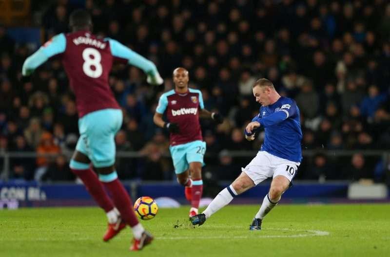 El gol desde media cancha con el que Rooney humilló al West Ham