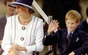 Así habría reaccionado Lady Di al saber que su hijo se casaría con una plebeya