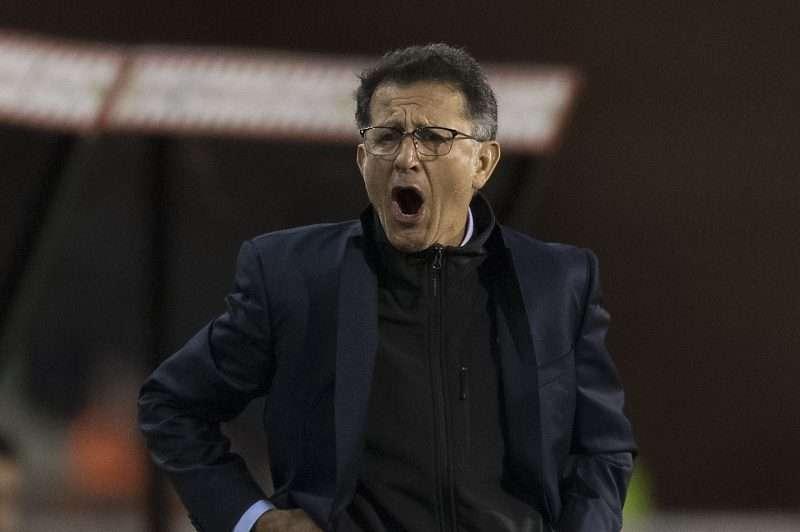 """Sorteo Rusia 2018: Osorio se pone 'gallo' y afirma """"¡Échenme a los mejores!"""""""