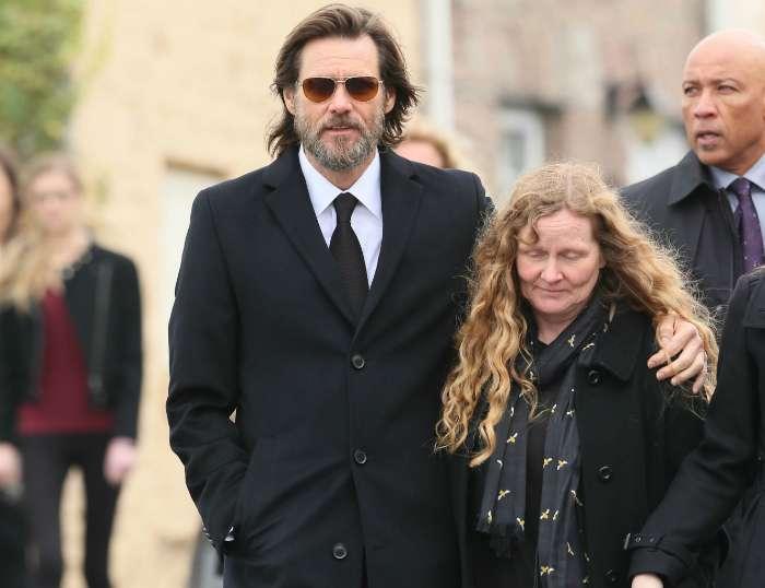 VIDEO: ¿Jim Carrey ha bajado al infierno en la piel de Andy Kaufman?