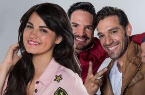 Maite Perroni reacciona al beso gay en la telenovela 'Papá a toda madre'