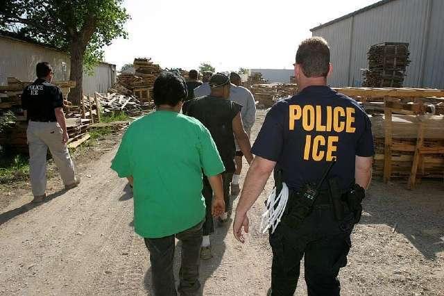 Redadas de ICE podrían llevarse de por medio a inmigrantes que no son criminales