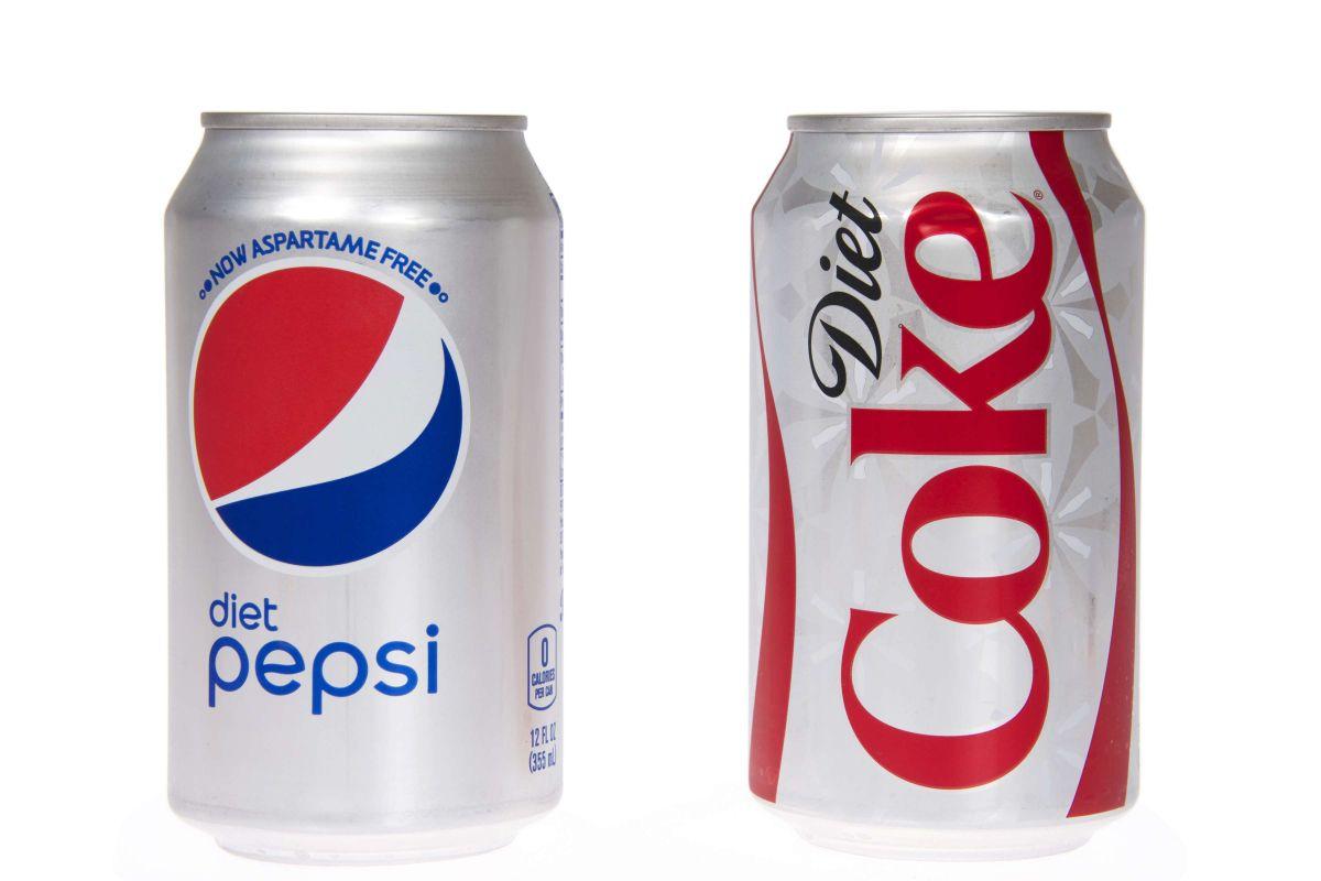 refrescos dietéticos
