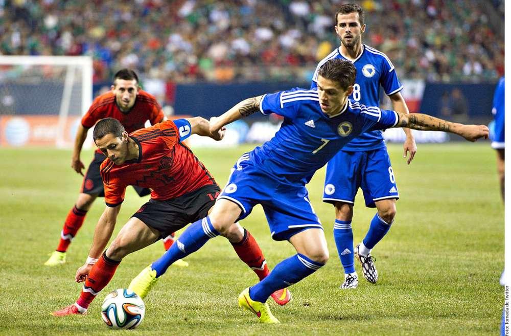 La selección mexicana ya tiene a su primer rival de 2018