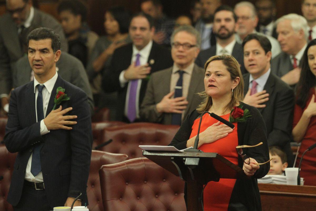 Aprueban Acta del Derecho a saber en último día de Mark-Viverito en el Concejo