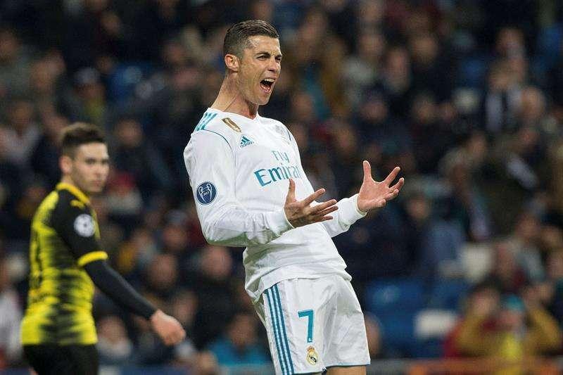 Otro record para Cristiano en la victoria del Madrid sobre el Dortmund
