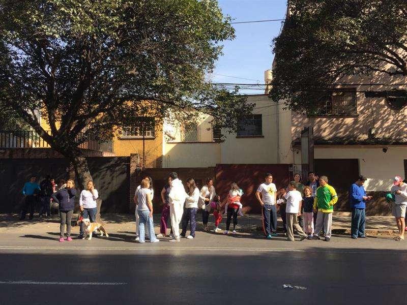 Sismo de 5.0 sacude el sur de México
