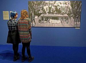 Buscan en Polonia cuadro de Frida Kahlo desaparecido hace más de 60 años