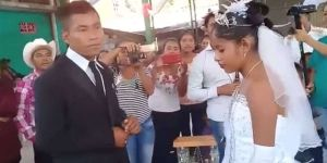 """Video: """"La boda más triste del mundo"""" se hace viral en YouTube"""