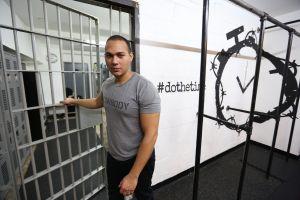 De la cárcel a empleador de ex reos de Rikers Island