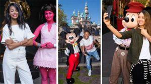 Fotos: Los famosos de Hollywood que visitaron Disneyland en el 2017