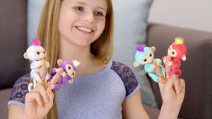 Fingerlings, el mono en miniatura que es un best-seller esta Navidad