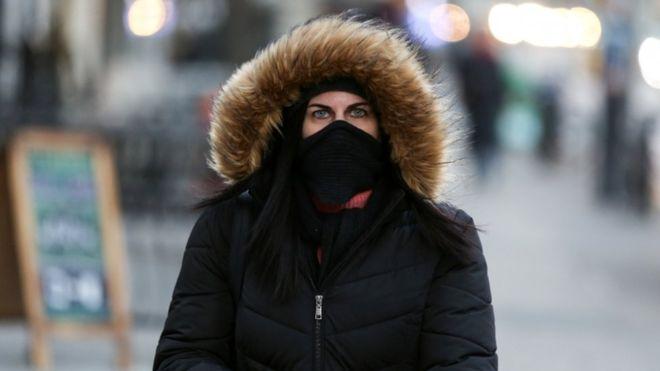 Más de 67 millones de residentes en EEUU bajo alertas de clima invernal y frío ártico