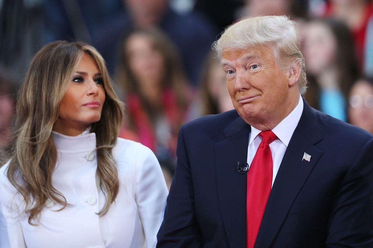 La campaña en contra de Donald Trump que incomoda a su esposa Melania