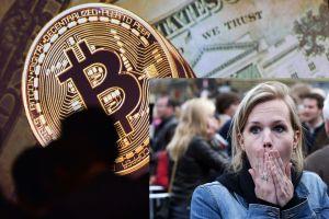 Se acabó la Navidad, se desploma Bitcoin 40% y todos a llorar