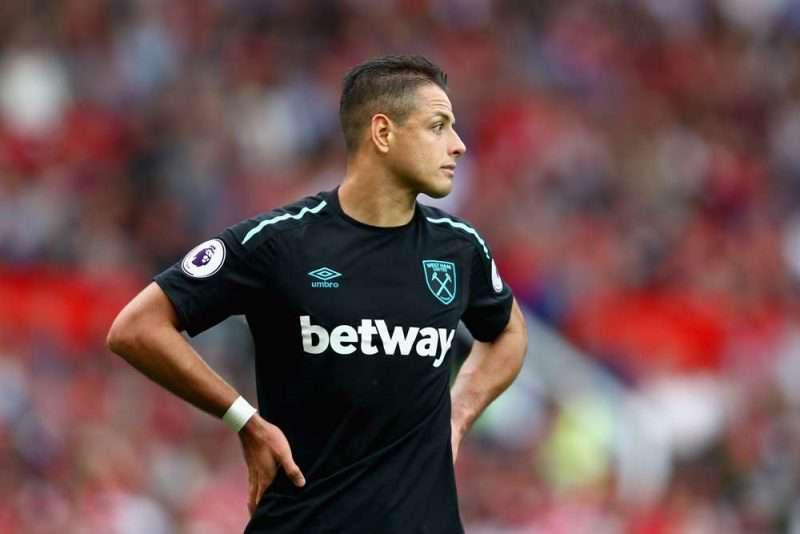 Chicharito sigue comiendo banca con West Ham ¿Se hubiera ido a Chivas?