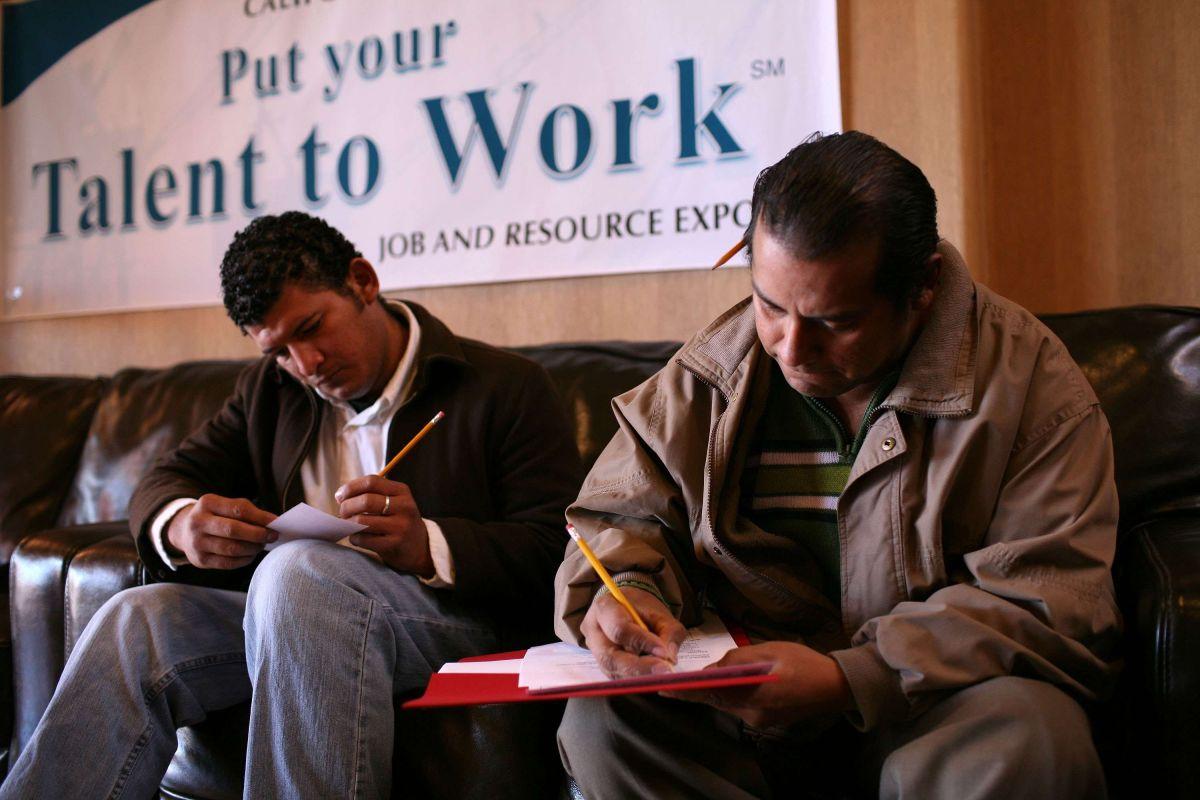 La mitad de los trabajadores nacidos fuera de EEUU son latinos