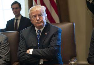 "Fotógrafo de Obama revela el verdadero tamaño del ""botón"" de Trump"