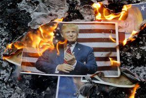 """El pueblo donde se """"crió"""" Jesucristo cancela la Navidad por culpa de Donald Trump"""