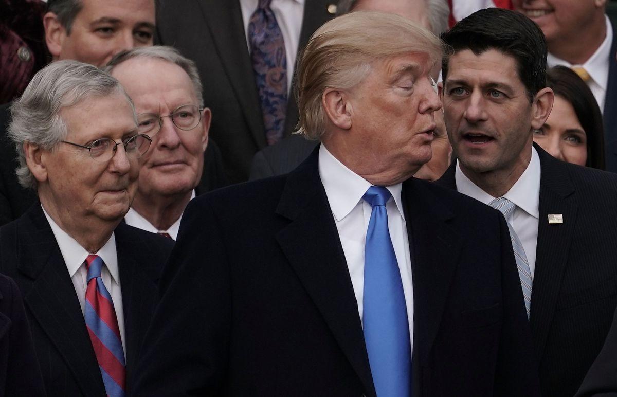 Otra trama de Trump y los republicanos