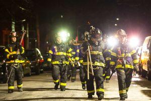 Cómo un niño de 3 años causó el peor incendio en Nueva York en un cuarto de siglo