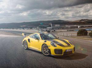 Ventas de Porsche a ritmo de récord en Estados Unidos