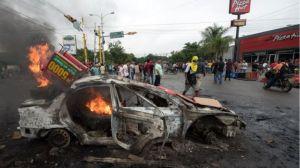 Toque de queda en Honduras ante violencia por supuesto fraude electoral