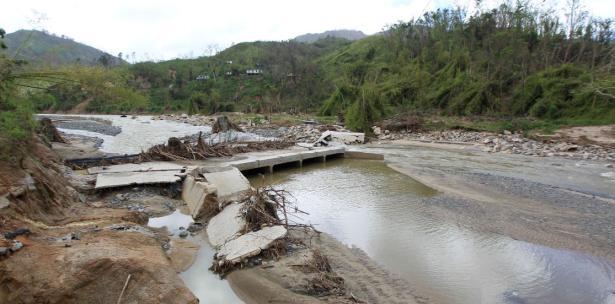Lo que esperan los damnificados por el huracán María en Puerto Rico este 2018