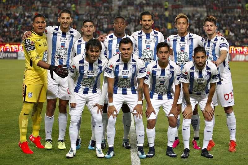 Pachuca viaja al Mundial de clubes con la esperanza de hacer historia