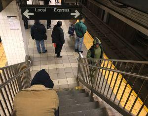 Taxista dominicano se suicidó lanzándose a rieles del Subway de NYC agobiado por las deudas