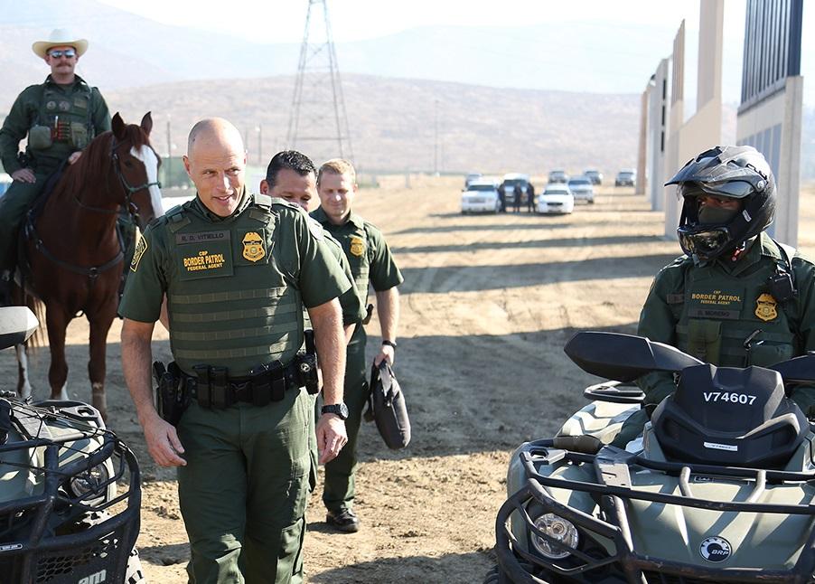 La Casa Blanca estrena sitio web y la inmigración ocupa un lugar central