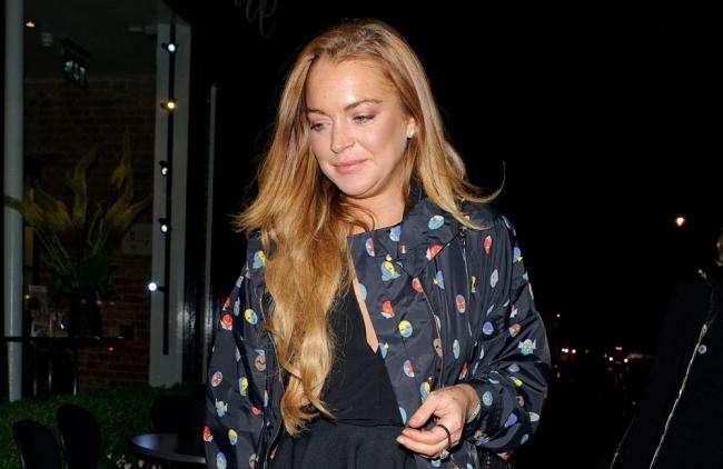 ¿Quién podría querer a Lindsay Lohan?