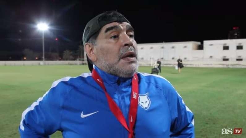 Maradona dice que tendría más Balones de Oro que Messi y Cristiano Ronaldo