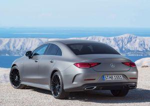 Top 5 curiosidades del Mercedes-Benz CLS 2019