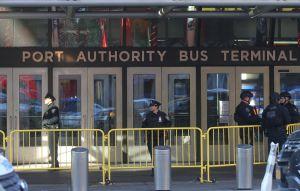 Testigos vivieron momento de terror en Port Authority