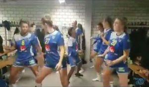 Video: El sensual baile de reaggeton de la selección femenil de Suecia