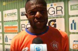 Rinson López jugaba como nativo en el equipo 'más ecuatoriano', pero escondía un secreto