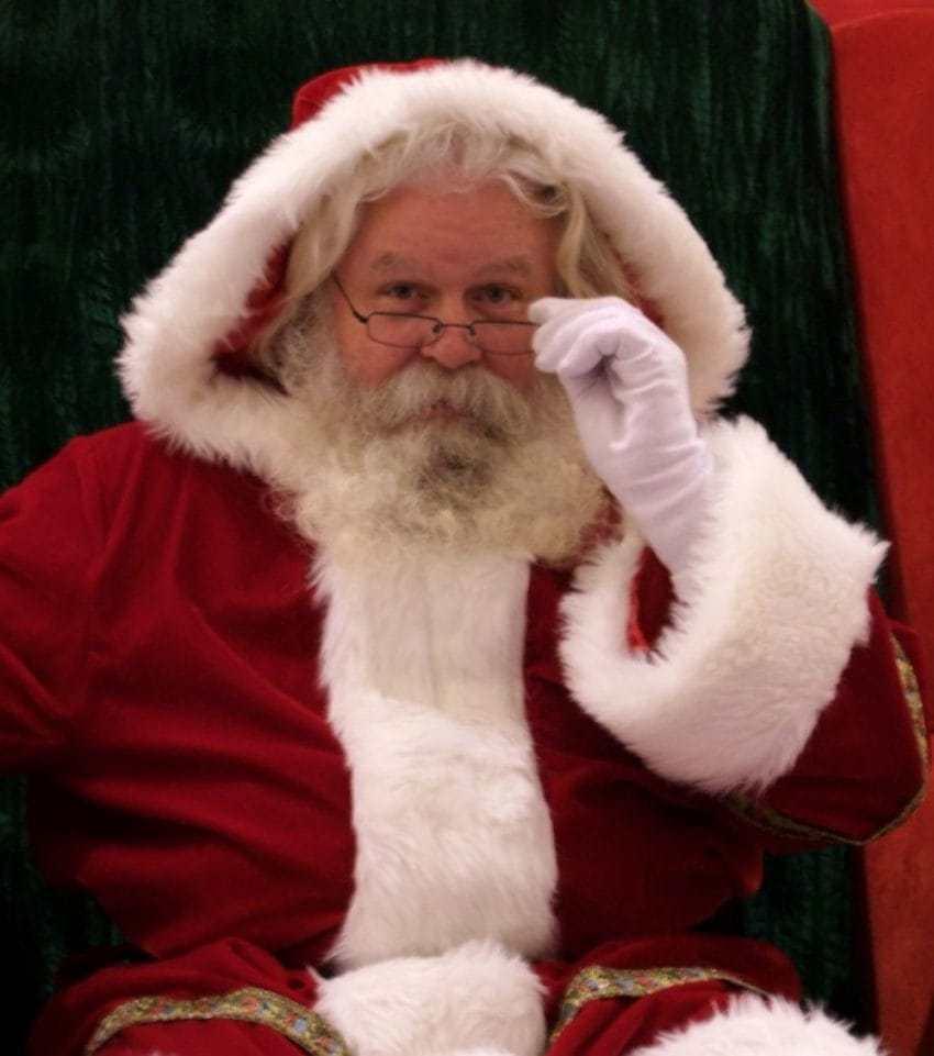 Mi carta a Santa…
