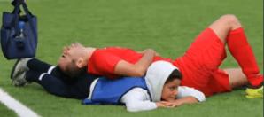 Video: Moisés Aguilar, el niño de 12 años que le salvó la vida a un futbolista