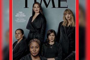 """La revista Time declara """"Persona del Año"""" a quienes denunciaron el acoso y abuso sexual"""